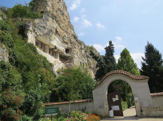 Felsenkloster in Barsabovo