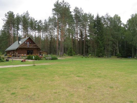 """""""Wim"""" sein schöner Campingplatz"""