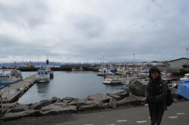 Hafen Hùsavik