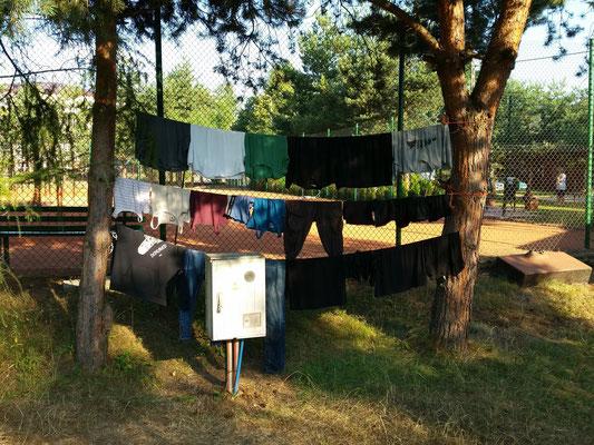 Waschtag Leine Nr.1