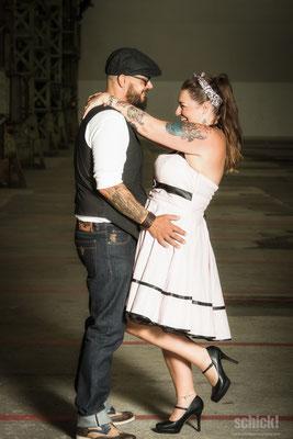 Schick!Photography - Hochzeiten: Rockabilly Hochzeit Sergio & Mirjam 018