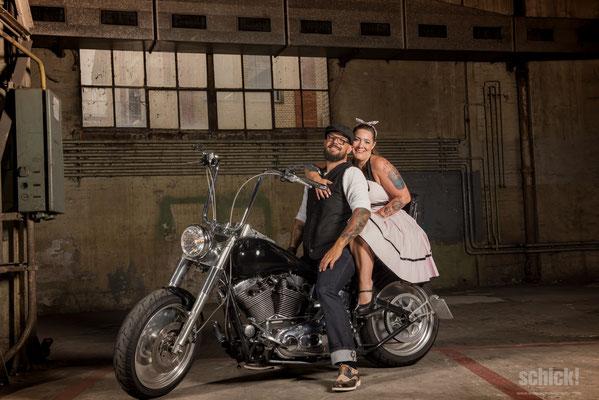 Schick!Photography - Hochzeiten: Rockabilly Hochzeit Sergio & Mirjam 005