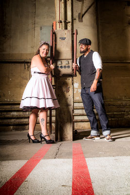 Schick!Photography - Hochzeiten: Rockabilly Hochzeit Sergio & Mirjam 006