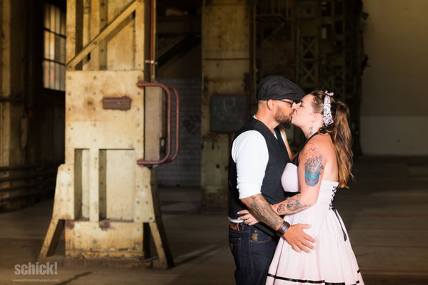 Schick!Photography - Hochzeiten: Rockabilly Hochzeit Sergio & Mirjam 019