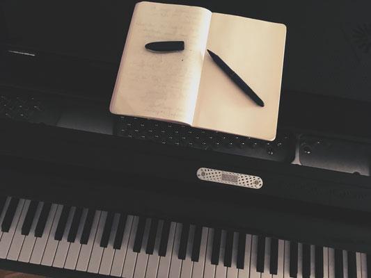 Komponieren für die » Zugvögel «.
