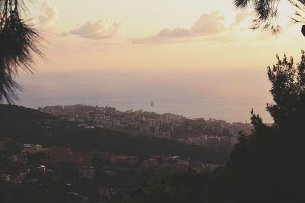 Wunderschöner Libanon.