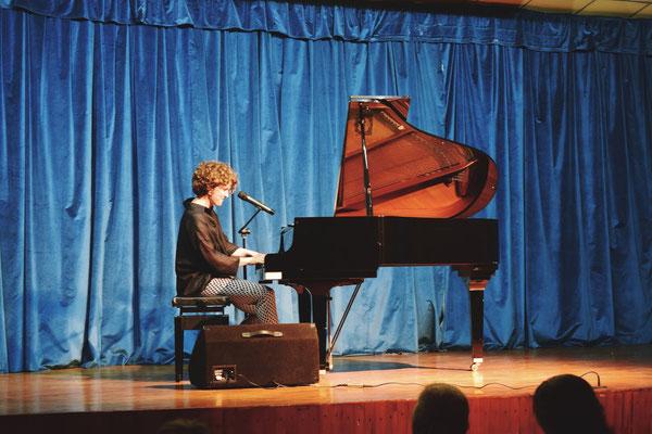 Mittwoch, 11. Mai - Kulturzentrum Jounieh - Konzert