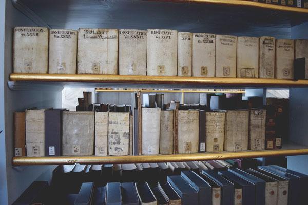 Herzogin Anna Amalia Bibliothek in Weimar.