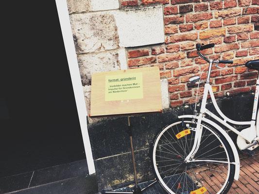 """Moderation der Veranstaltung """"Vorbilder machen Mut""""  in Wesel"""