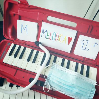 Grundschul-Distanzunterricht mit Melodica und Liederraten