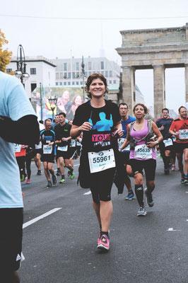 Ich bin nochmal einen Marathon gelaufen. Und zwar in Berlin. Und habe mir damit einen Traum erfüllt.