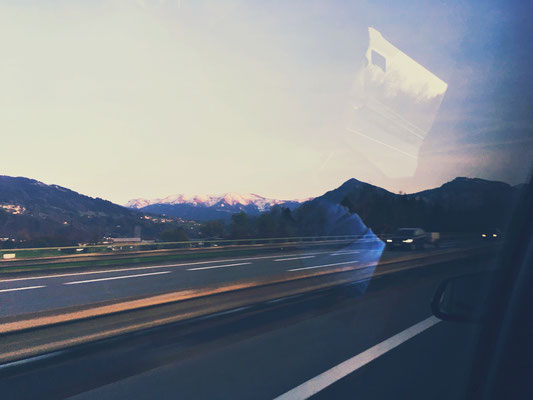 Wie schön es an so vielen Orten ist. Vorarlberg, Österreich.