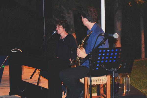 Konzertreise mit meinem Bruder in den wunderschönen Libanon.
