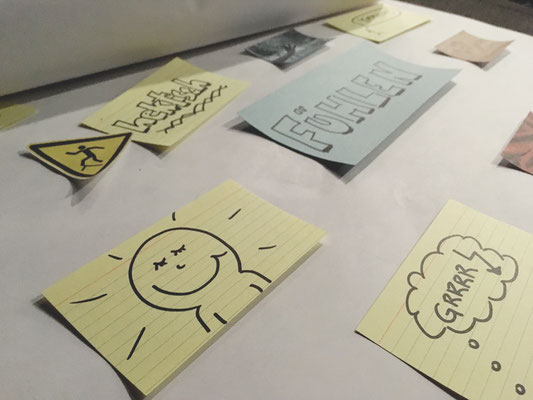 """""""(Wie) Kann Sinn führen?"""" - Workshop mit Lehrern einer Grundschule in Duisburg."""