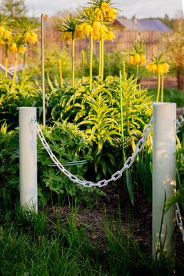 nanogarden - Der innovative stahlfreie Garten