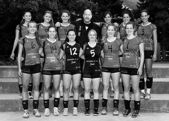 NLB-Team, VBC Visp 2018-19