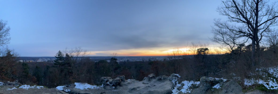 Pano Long Fontainebleau 1