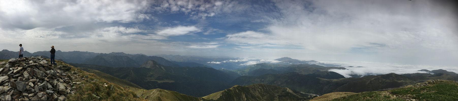 Pano montagne 2