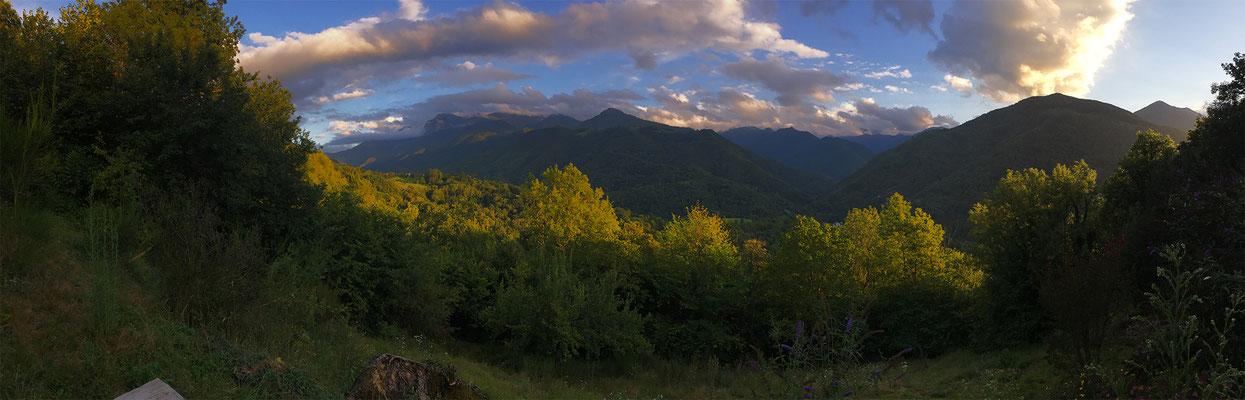 Pano montagne 1