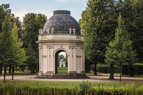 Pavillon in den Herrenhäuser Gärten Hannover