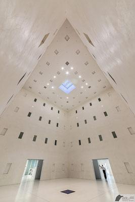Stadtbibliothek Stuttgart / Yi Architects Aufnahme 4 / 4 - Vielen Dank für die Genehmigung zum Fotografieren und für die Veröffentlichung