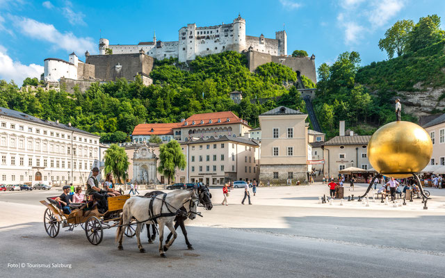 ..visite guidate a Salisburgo in ogni stagione..