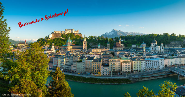 Visite guidate a Salisburgo con guida professionista in italiano!