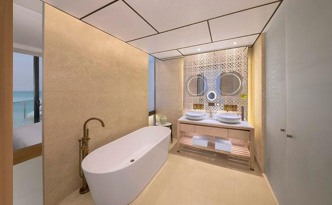 Pur Touristik, Jumeira Saadiyat Island Resort, Abu Dhabi, Luxusreisen