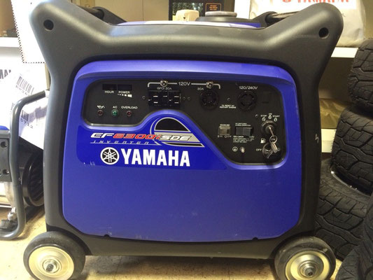6300Watt Inverter Generator with Electric Start