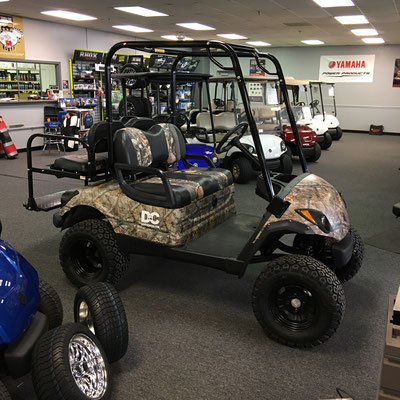 ELECTRIC 4X4 HUNTING RIG