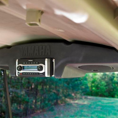 Yamaha '10-Up Overhead Radio Console