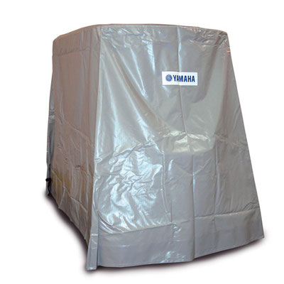 Yamaha Heavy Duty Vinyl Storage Cover with Vents to let Cover Breath