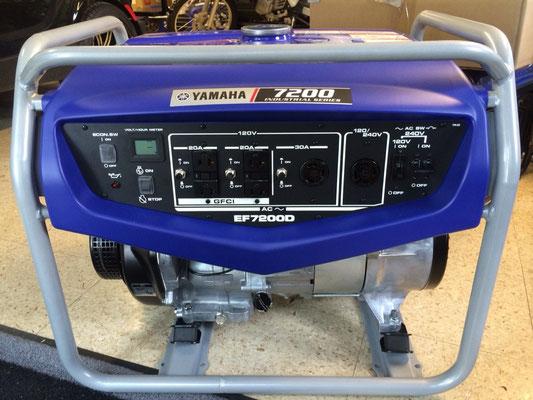 7200Watt Industrial Generator
