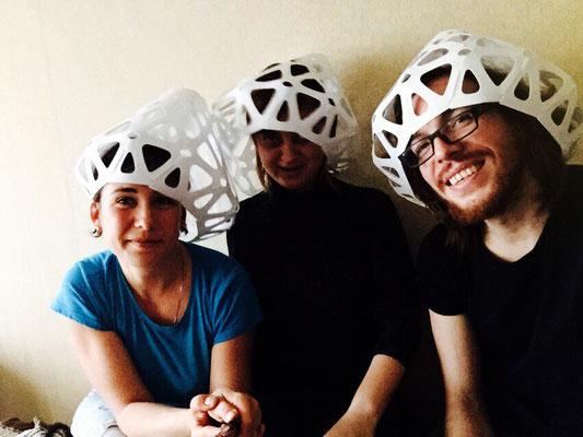 Plafond hats