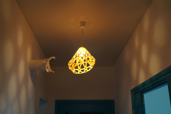 Light glare in the interior