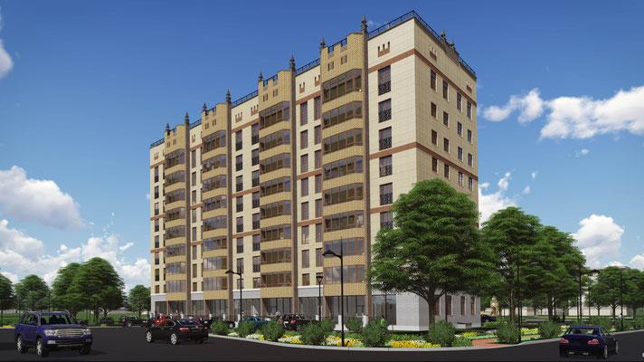 Визуализация как инструмент реализации объектов недвижимости.