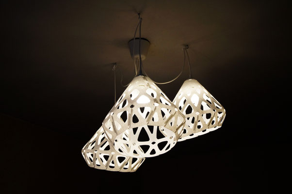 ZAHA LIGHT chandelier