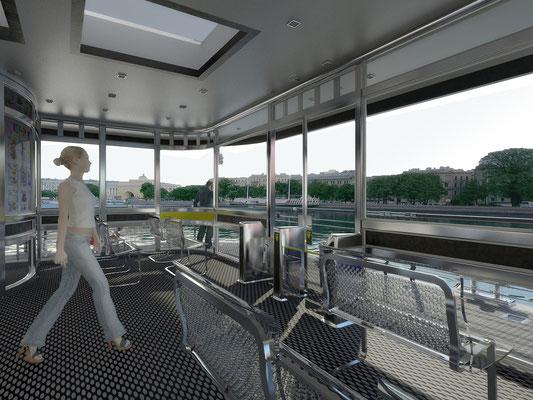 Дизайн интерьера объектов транспортной инфраструктуры