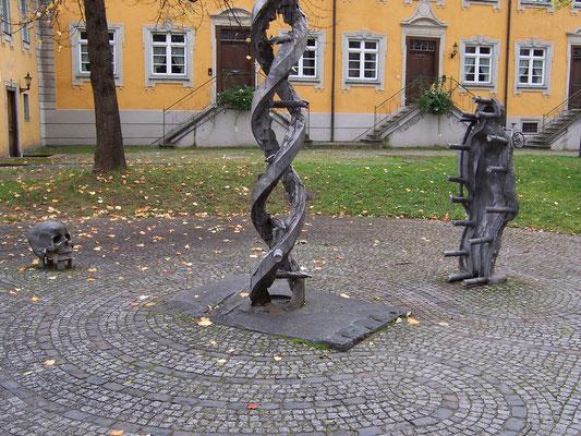 Wangen im Allgäu (Labyrinth mit Seelen-Mal)