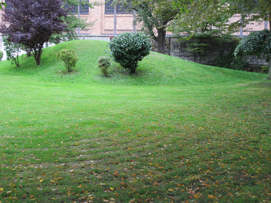 Augsburg (Ehemaliges Franziskanisches Zentrum - Labyrinth)