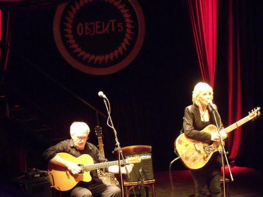 mit ian melrose, tour 2013