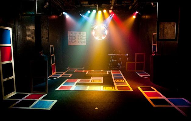 演劇活性化団体uni uni018 人間双六演劇「神だのみ」