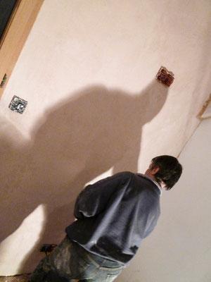 jeu d'ombres jojo s'amuse...