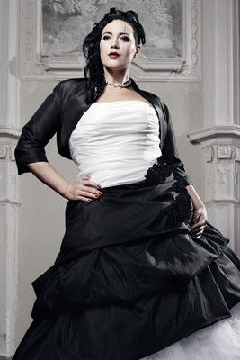 Extravagante Brautmode, besondere Hochzeitskleider