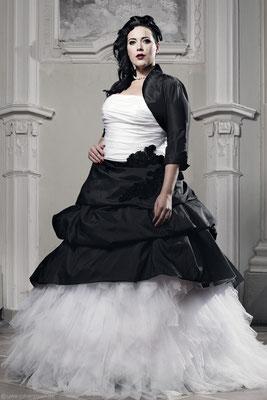 Brautkleider für grosse Grössen