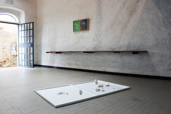 view of the exhibition: a certain thing or another