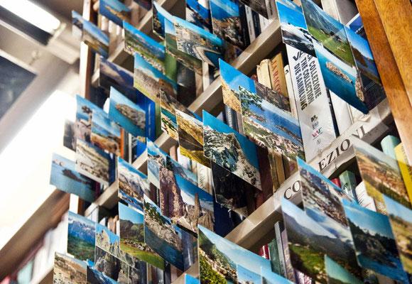 postcards/rest, 2015, postcards, variable dimensions