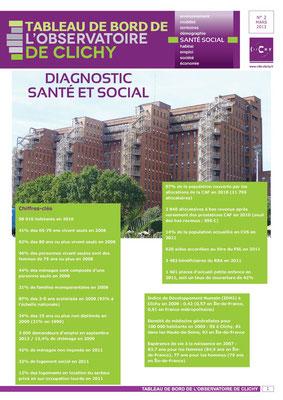 Diagnostic santé et social