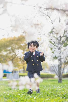 入園・入学・卒園・卒業記念撮影