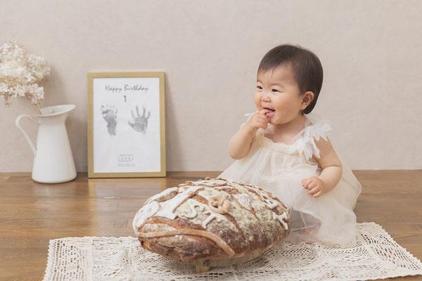 スマッシュケーキ・一升餅・一升パン持ち込み撮影無料